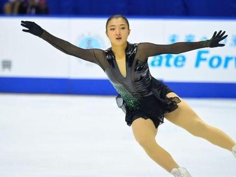 花滑大奖赛日本女单自由滑 坂本花织夺冠樋口新叶亚军三原舞依第4