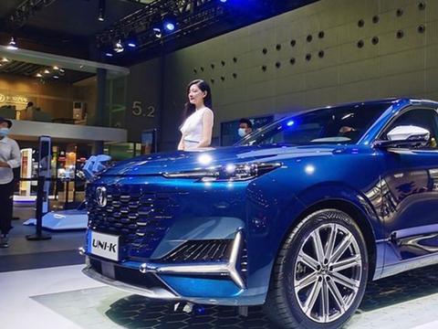 燃油、插混同时销售,长安UNI-K将推出PHEV车型
