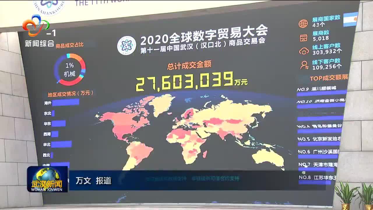 """王忠林出席第11届""""汉交会""""项目集中签约活动 加快发展数字贸易 打造""""数字丝绸之路""""重要节点城市"""