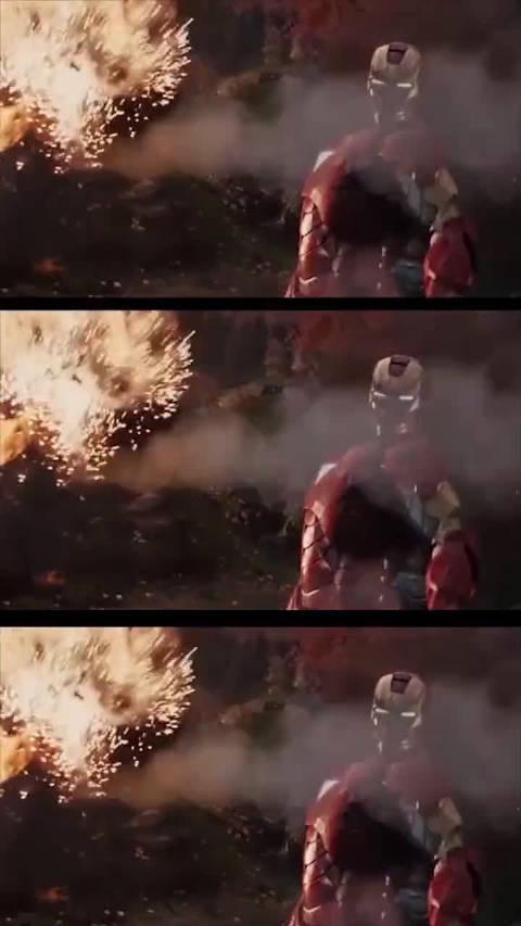 同一个世界不同的钢铁侠,兄弟视角vs粉丝视角!……