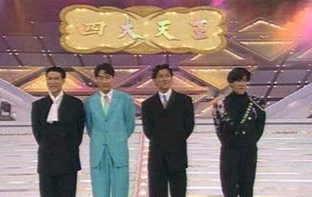 同样都是天王,张学友与刘德华拍戏,为什么张学友总是演小弟?