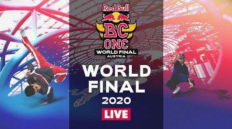 红牛世界街舞大赛Red Bull BC One 2020 World……