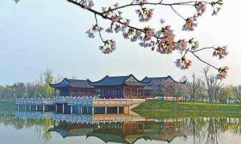 """江苏""""最土豪""""景点,建首座金丝楠木四合院,仅1000平米价值2亿"""