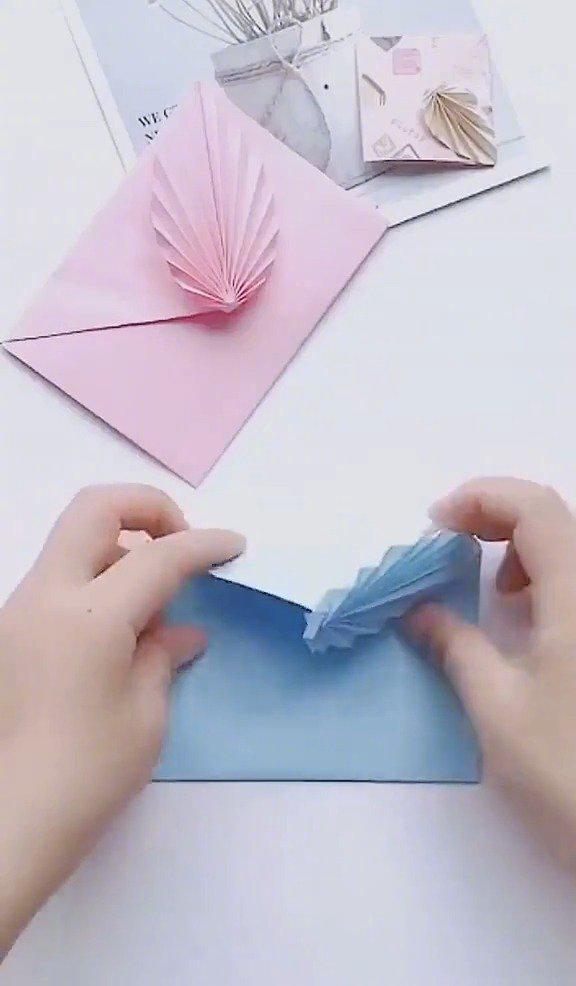 80后,90后学生时代叠信纸的手法:一叶相思,学会了吗?!!