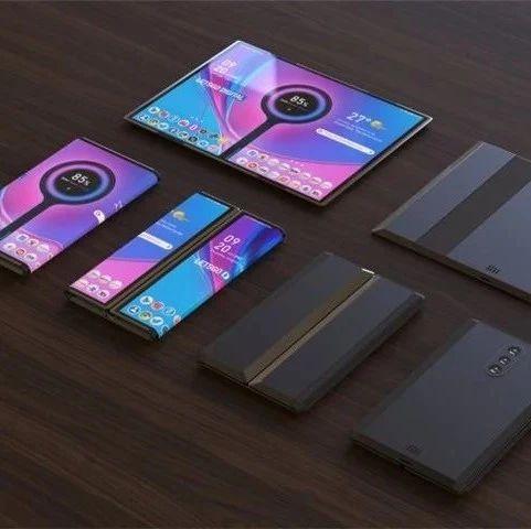 小米新专利曝光:折叠屏+弹出式摄像头