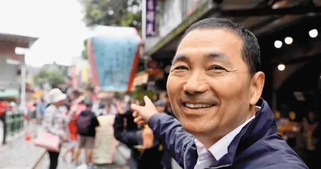侯友宜团队太优秀 台湾网红惊呼:战略思考赢过蓝营所有人