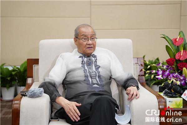 【东博会专访】菲律宾驻华大使罗马纳:东博会为深化中国—东盟经贸合作提供了平台