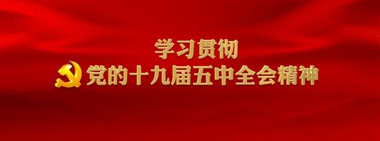 """学习贯彻党的十九届五中全会精神,""""豫""""创新 """"豫""""出彩"""