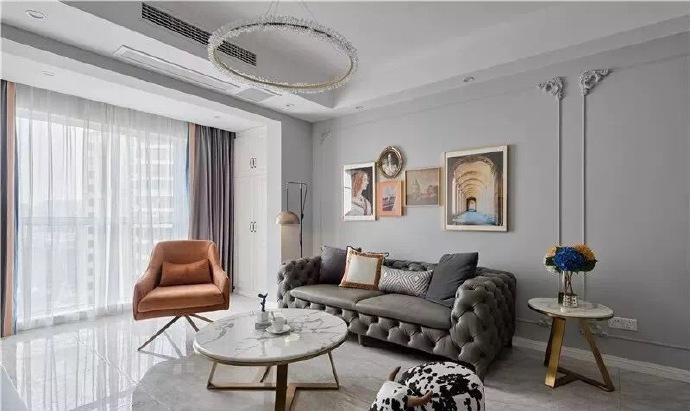 94平米三居室仅13万,太超值了!混搭风格老婆最爱!