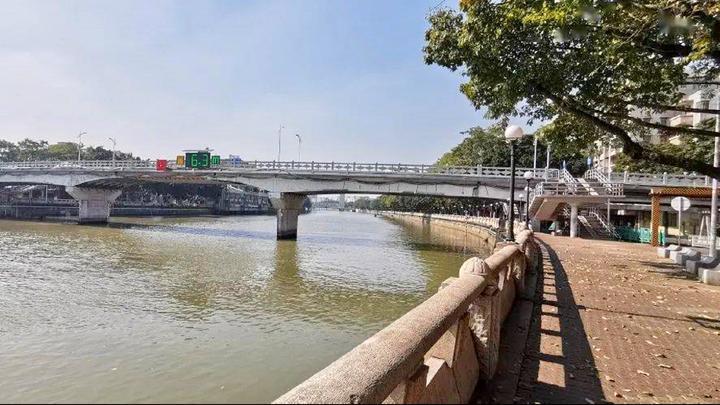 好消息!广州番禺市桥大桥明年拆除重建,7条公交线路将调整