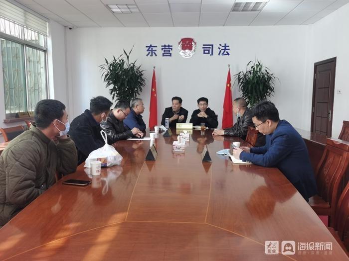 东营市人民调解中心为彝族兄弟高效维权