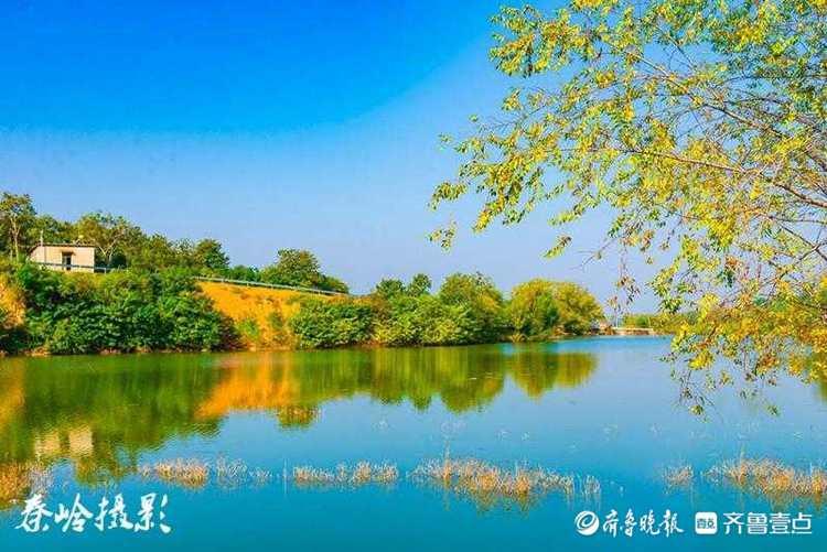 情报站|四季皆美!在济南平阴石硖湾遇见最美秋色