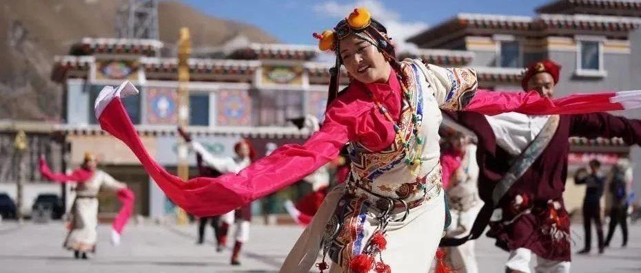 西藏高原医学研究:相比其他运动,高原移居者更适合锅庄等运动