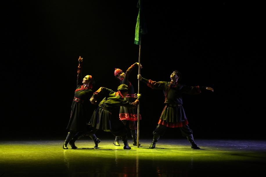 内蒙古艺术学院毕业生展演活动拉开序幕