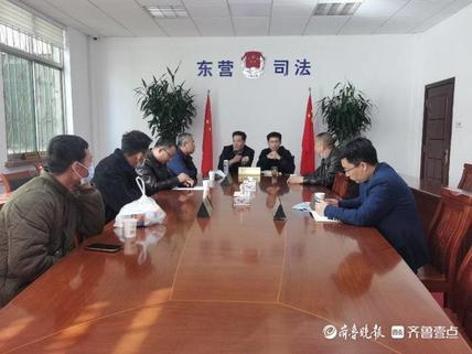 东营市人民调解中心整合行政资源,为彝族兄弟高效维权