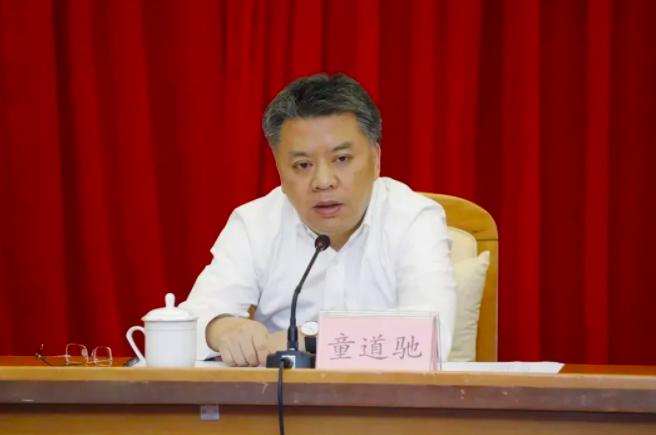 童道驰被宣布落马当晚 海南省委常委逐一表态图片