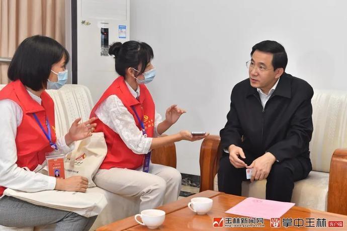 黄海昆白松涛参加第七次全国人口普查登记,以实际行动全力支持人口普查工作