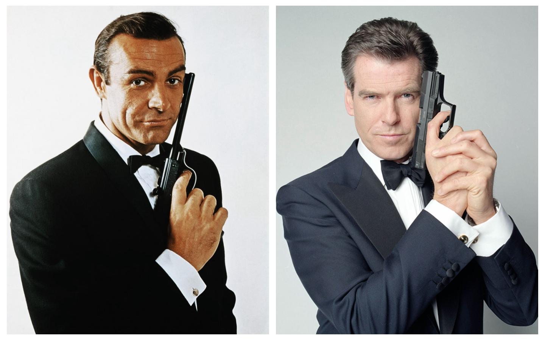 皮尔斯·布鲁斯南悼念肖恩·康纳利:他是最伟大的007图片