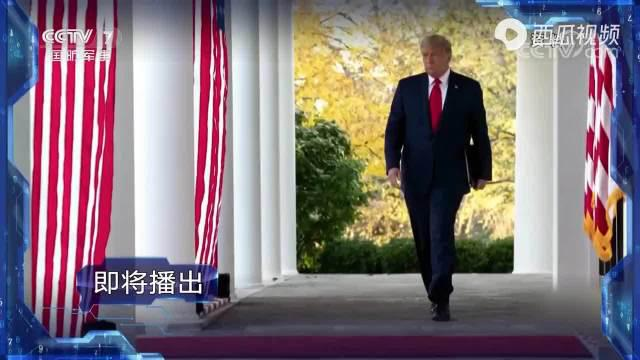 """特朗普""""瞄准""""伊朗 想当""""战时总统""""?"""