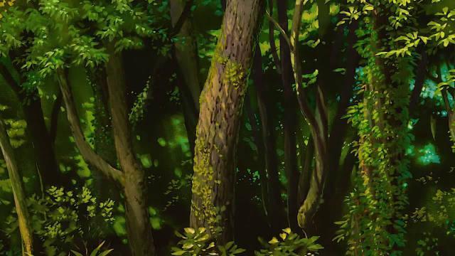 安静下来,感受宫崎骏笔下的美好