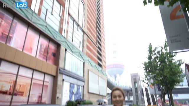 上海第二家Polestar门店,开在东方明珠脚下