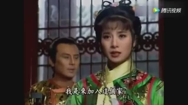 《新月格格》必须拥有姓名,经典琼瑶剧:不是来破坏这个家的,我是来加入这个家的