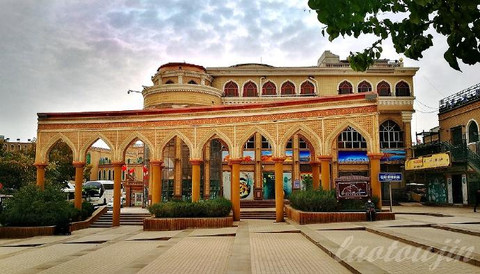 【新疆】喀什古城:一个有诗和远方的地方