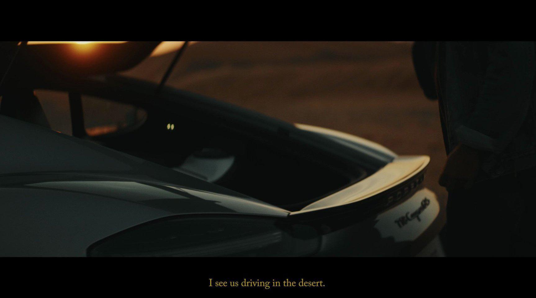 视频:保时捷911形象广告片 当其他车厂还在聊家庭聊成功学的时候……