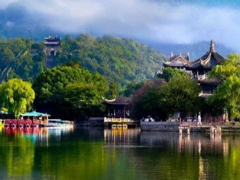 """我国南方也有一座长城,历史久过万里长城,被誉为""""江南八达岭"""""""