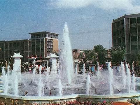 老照片:上世纪河北省涿州市,一代人的美好回忆