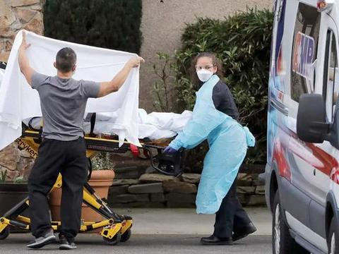 连美军都紧急出动了,尸体源源不断被抬出,俄:比911事件更糟糕