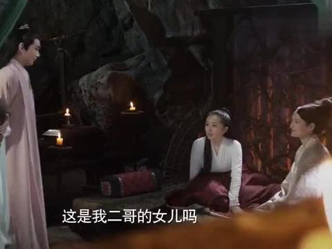 白浅不愧是四海唯一女上神,竟在凤九刚出生时,就看出其情路坎坷