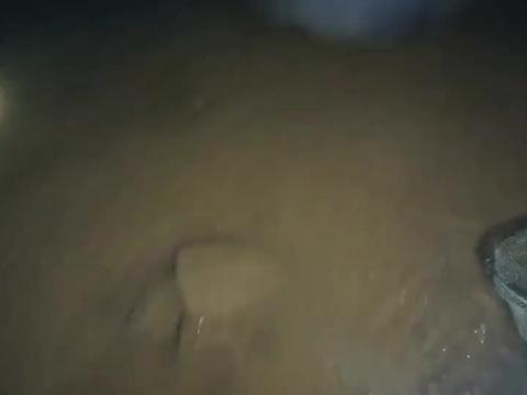 20年未干过的水渠涵洞,刚到洞口听到奇怪响声,进去一看惊喜不断
