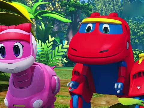 帮帮龙:洛奇自己就是个小孩子,又遇到小恐龙,他都要崩溃了