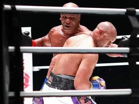 小罗伊-琼斯:我击败了泰森,泰森昨天体重不止220磅