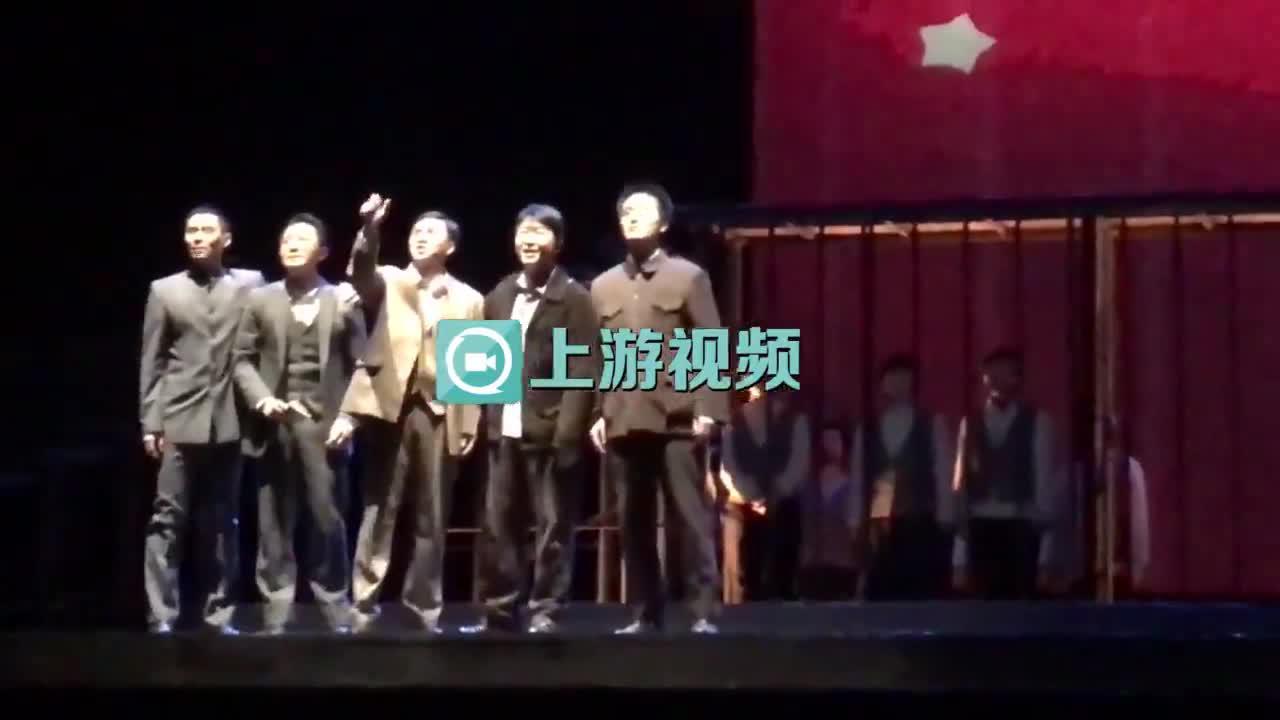 话剧《红岩魂》走进涪陵丰都永川荣昌,观众反响强烈