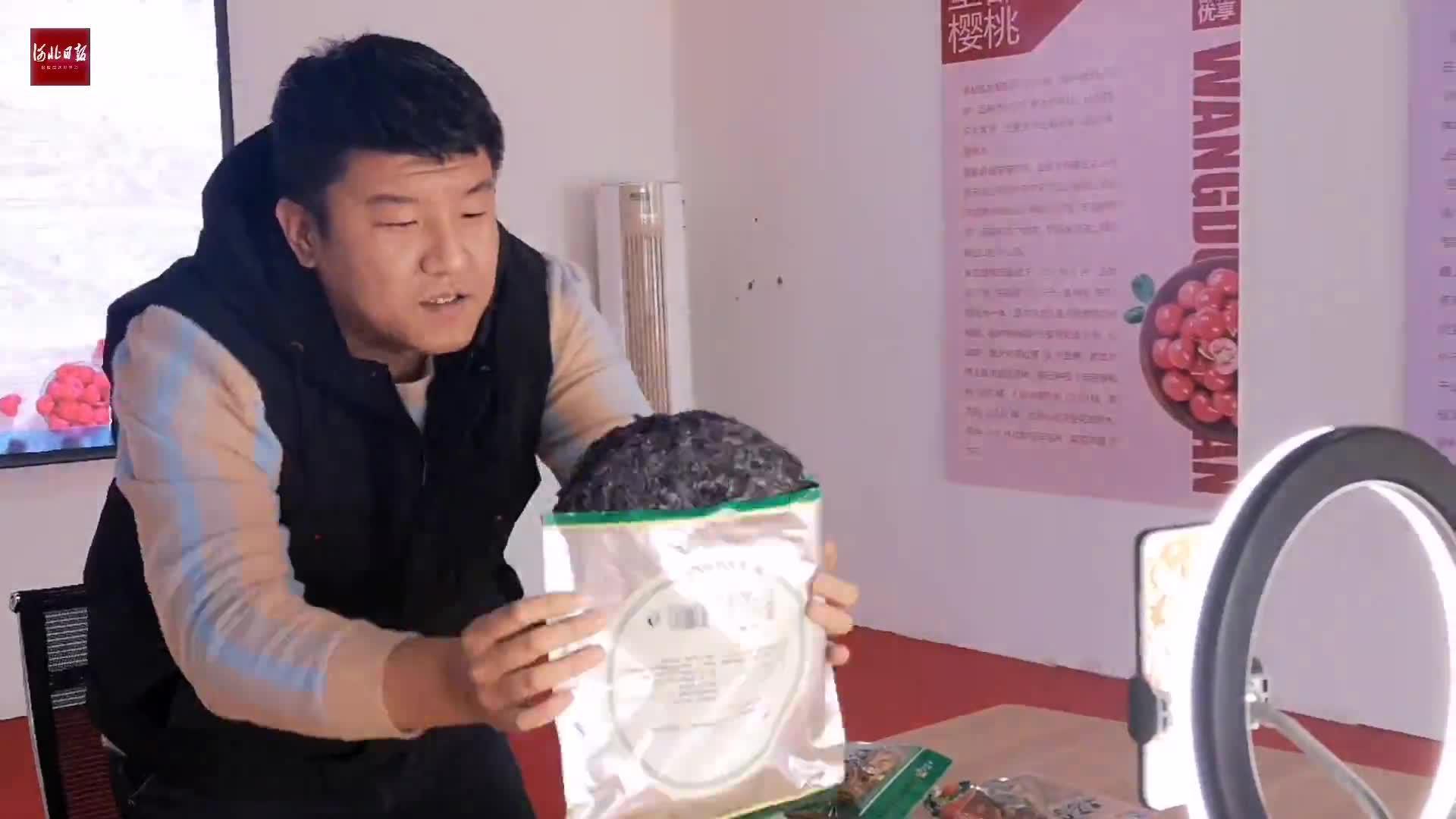 微视频   河北望都:电子商务助力乡村振兴