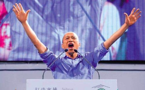 韩国瑜唱红的《夜袭》被台军禁唱?台防务部门回应