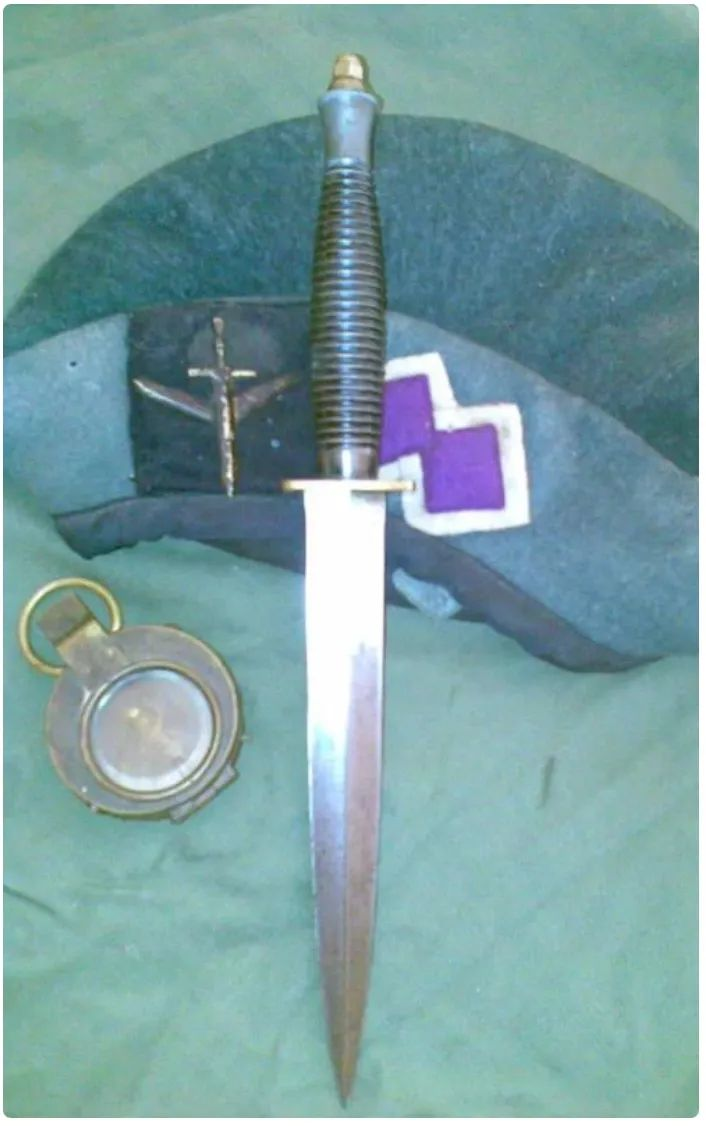 澳军割喉阿富汗少年 用的可能就是这种冷兵器(图)