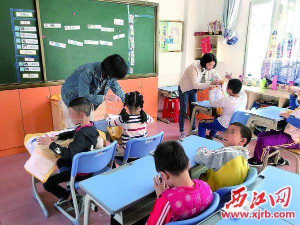 """增设资源教室 聚焦个别化教育 肇庆市特教助""""折翅天使""""飞翔"""