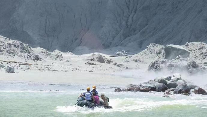 新西兰将对怀特岛火山爆发悲剧的责任方提出检控
