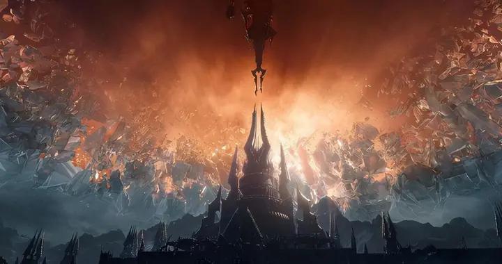魔兽世界还是那么火,服务器扛不住官方只能免费让玩家转区