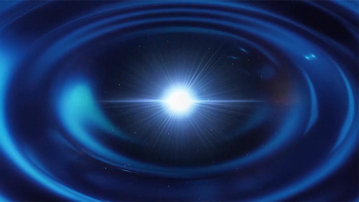 """宇宙新霸主""""核面食"""",诞生于中子星,还和黑洞抢食物?"""