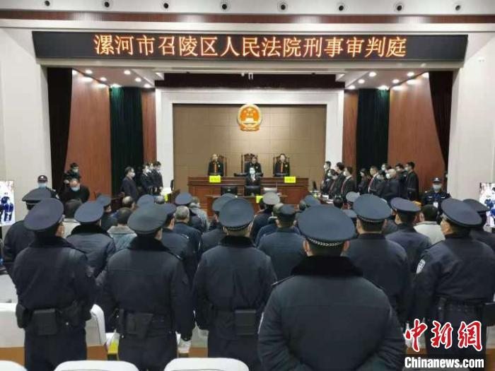 """河南漯河一""""黑村霸""""称霸一方 被判处20年有期徒刑"""