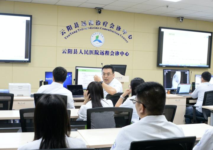 齐鲁医院化疗科专业赴重庆医疗支援 指导为肿瘤患者制定诊疗方案