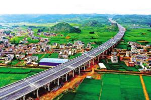 云南交投年内将建成1509公里高速路
