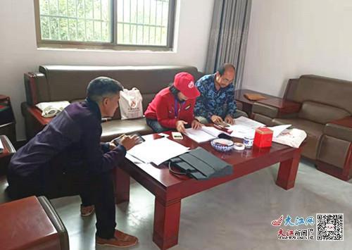 东临新区太阳镇严把人口普查数据质量关(图)