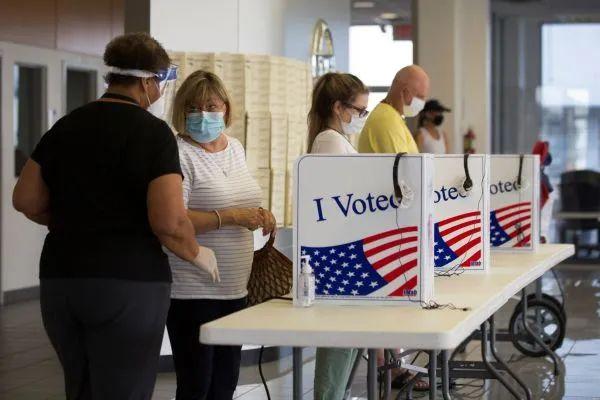 投票日刚开始,美国大选最大输家已确定无疑?