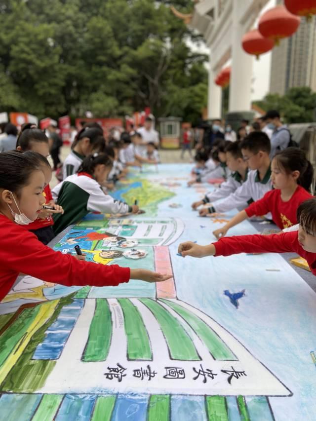 """活用文明积分制度,鼓励群众参与 东莞文明实践站成""""家门口的精神乐园""""图片"""