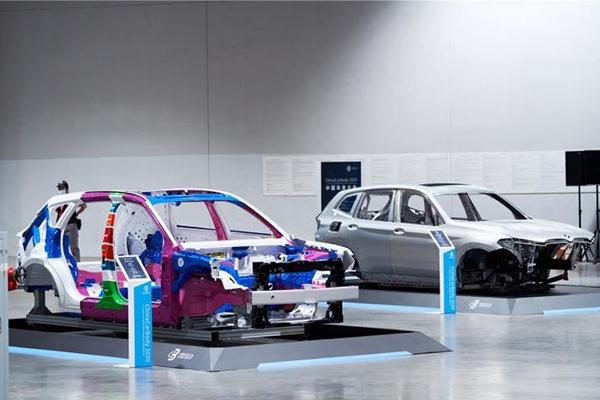 东风岚图发布两大车身技术:车身钢材中保研侧目 强度高达2000MPa